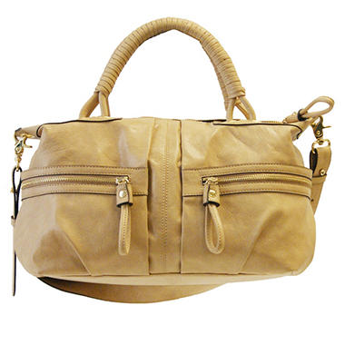 Fog by London Fog Cassie Satchel - Sand