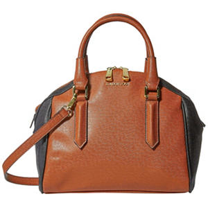 London Fog Anise Satchel Handbag (Assorted Colors)