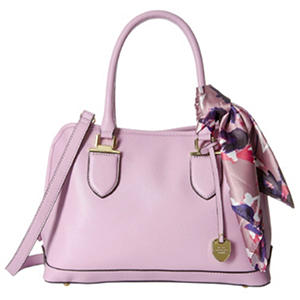 London Fog Carlisle Dome Satchel Handbag