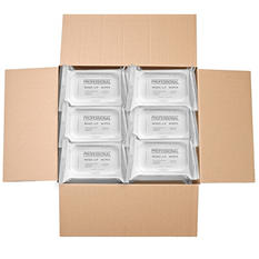 Professional Make-Up Remover Wipes-24 pks/25 ea.