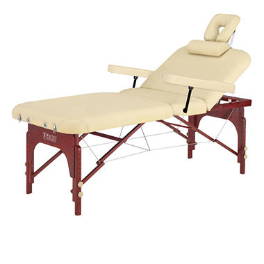 Master SpaMaster Portable LX Massage Table - 30