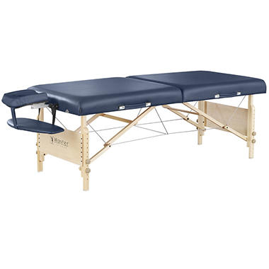Master Coronado Salon Size Portable Massage Table -  30