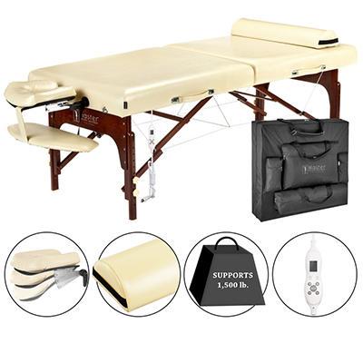 "Master Massage Mandalay Therma-Top LX Massage Table - 30"""