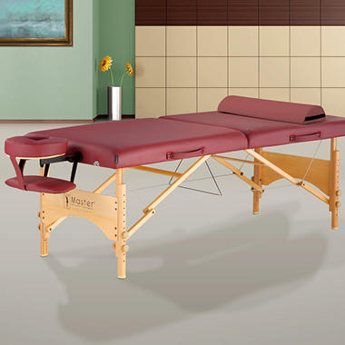 Master Geneva LX Portable Massage Table - 30