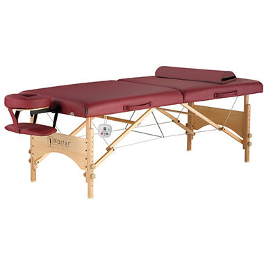 Master Geneva TT LX Portable Massage Table Package - 30""
