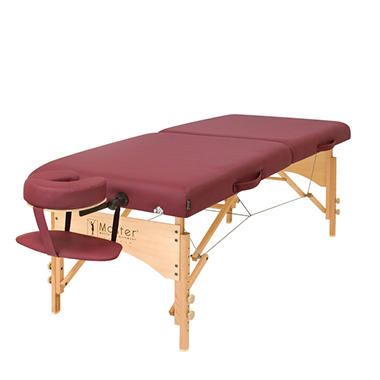 Master Geneva LX Therma-Top Massage Table Package - 28""