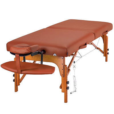 """Master Santana Therma Top LX King Size Massage Table - 31"""" - Carry Case"""