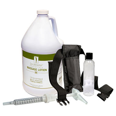 Massage Oil Kit - 1 Gallon