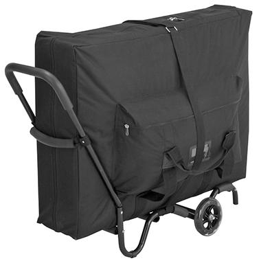 SpaMaster Essentials Wheeled Carry Cart