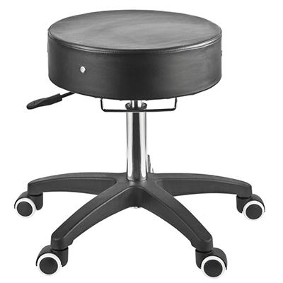 The Glider Adjustable Rolling Stool