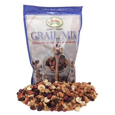 Aurora Nut Grail Mix - 26oz