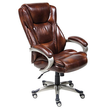 Executive Leather Big & Tall Chair