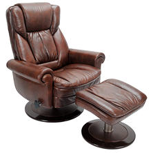 Thomasville Special Additions Recliner & Ottoman
