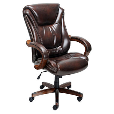 Lane - Big & Tall Bonded Leather Executive Chair