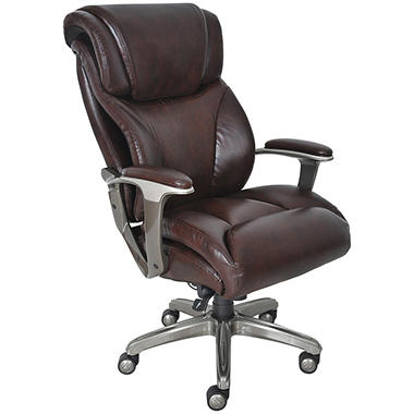 la z boy big and tall executive chair brown sam 39 s club