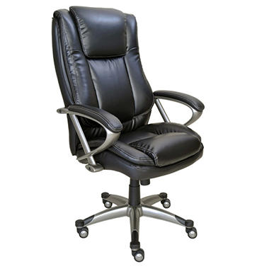 True Innovations Commercial Grade Big & Tall Executive Chair