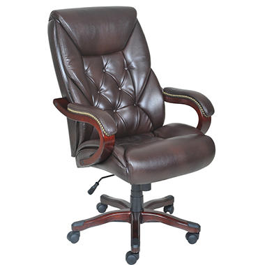 Lane Big Tall Bonded Leather Executive Chair Sam 39 S Club