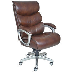 La-Z-Boy Big and Tall Jarvis Executive Chair, Brown
