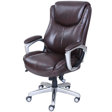 la z boy desmond big tall executive chair select color