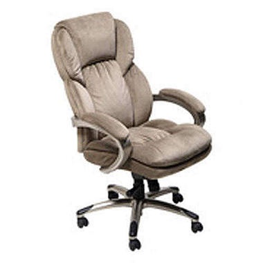 Serta Comfort Quilt Microfiber Executive Chair