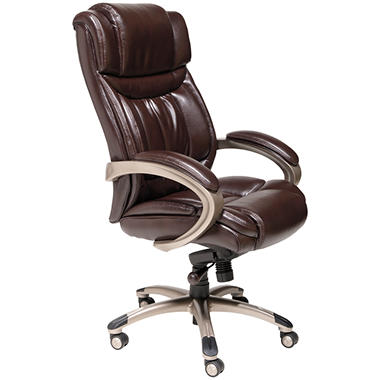 Lane® Bonded Leather Executive Chair