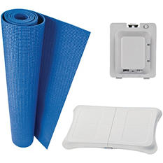 CTA 3-in-1 Combo Kit for the Nintendo Wii Fit
