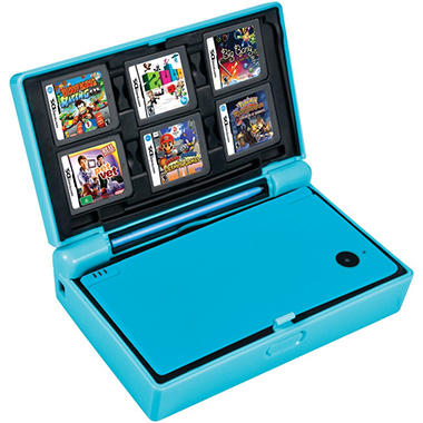 CTA Multifunction Protective Case for the Nintendo DSi - Blue