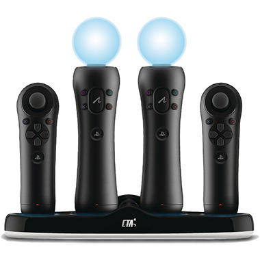 PlayStation�Move Charging Station - 4 Port