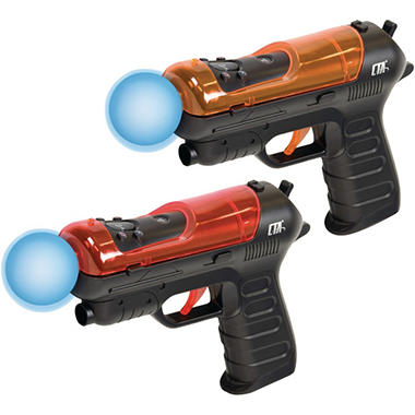 CTA Perfect Aim Pistol Combo for the PlayStation Move