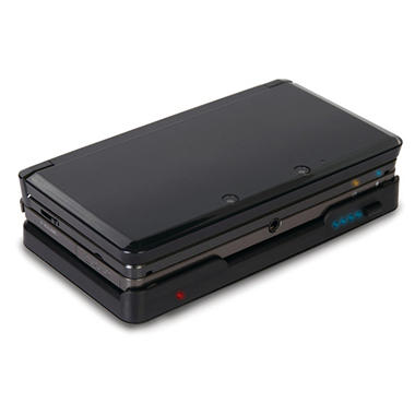 CTA External Power Supply & Charging Dock for the Nintendo 3DS™