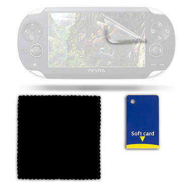 CTA Screen Protection Kit for the PS Vita