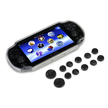 CTA TPU Bumper with Extra Pads for the PS Vita