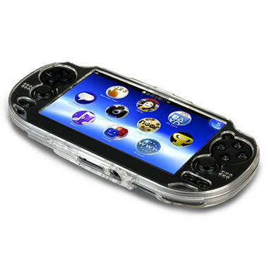 CTA Crystal Case for the PS Vita