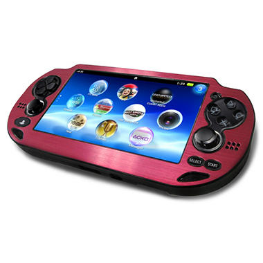CTA Metallic Faceplate Case for the PS Vita - Various Colors