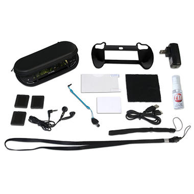 CTA 15-in-1 Travel Kit for the PS Vita