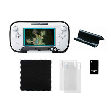 CTA 6-in-1 Protection Kit for the Wii U