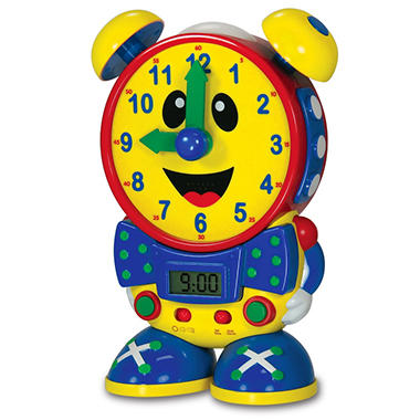 Telly Teaching Clock