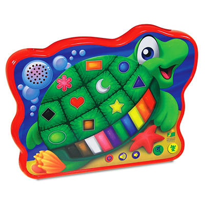 Color & Shape Turtle