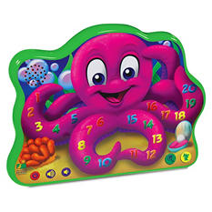 Count & Learn Octopus