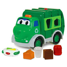 R/C Recycle Truck