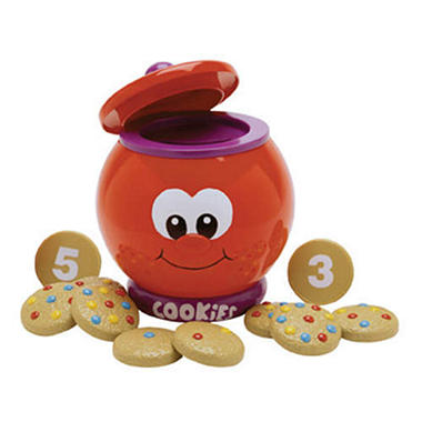 Interactive Cookie Jar