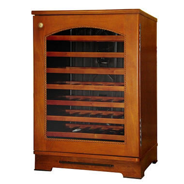 Vinotemp 42-Bottle Wine Cabinet