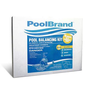 PoolBrand Pool Balancing Kit