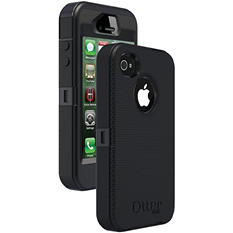 Otterbox Defender Series Case for iPhone 4/4S - Black