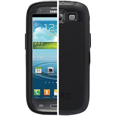 Otterbox Defender Series Case for Samsung Galaxy Slll - Black