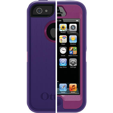 Otterbox Defender case for iPhone 5 - Purple