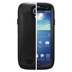 Otterbox Defender Series Case for Samsung Galaxy S4 - Black