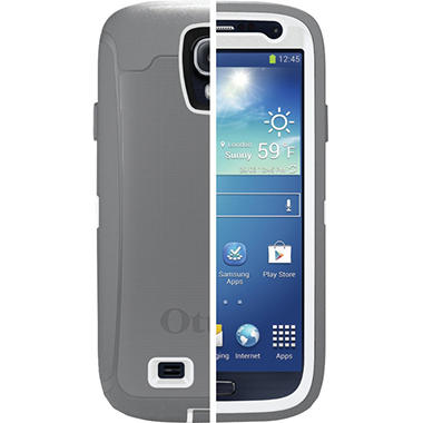 Otterbox Defender Series Case for Samsung Galaxy S4 with Belt Clip Holster
