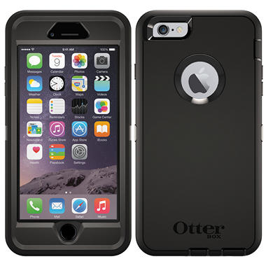 Otterbox Apple iPhone 6 Case Defender Series - Black
