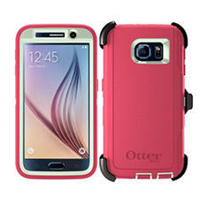 OtterBox Defender case for Samsung Galaxy S6 - Melon Pop